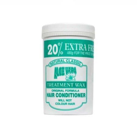 Natural Classic Aloe Vera Treatment WAX 480g
