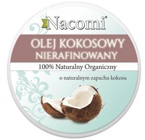 Olej Kokosowy Nierafinowany 100 ml