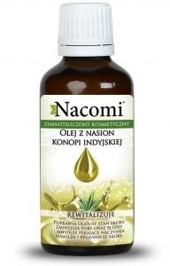 Olej z Konopi Indyjskiej 50 ml