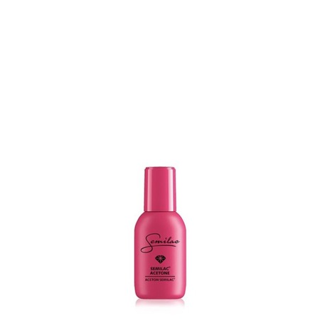 Semilac Aceton kosmetyczny – czysty – 50 ml